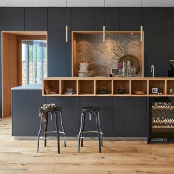 Showtime - Küche mit Galerie