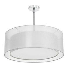 dainolite ltd melissa 4light double drum pendant pendant lighting
