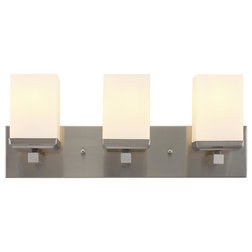 Contemporary Bathroom Vanity Lighting by Houzz