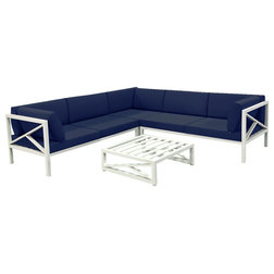 Contemporary Outdoor Lounge Sets by THY-HOM