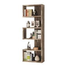 Josef 71-inch Bookshelf
