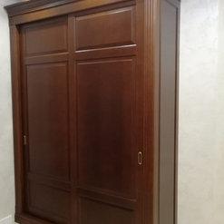 Классический шкаф купе