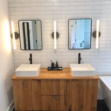 Modern Bathroom - Harlyesville