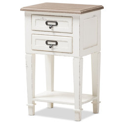 Farmhouse Nightstands And Bedside Tables by HedgeApple