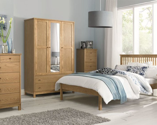 bentley designs atlanta oak low foot end bedroom set bedroom