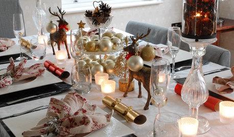 クリスマスのテーブルアイデアとおもてなしレシピ