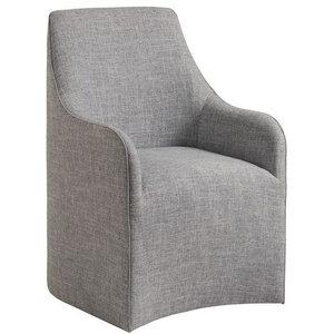 Stupendous Miramar Aventura Gustave Upholstered Host Chair Andrewgaddart Wooden Chair Designs For Living Room Andrewgaddartcom