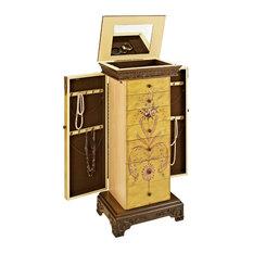 Antique Jewelry Armoires Houzz