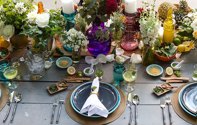 How to Throw an End-of-Summer Moroccan Mixology Party