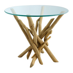 Artesania Esteban Ferrer - Driftwood End Table - Garden Side Tables