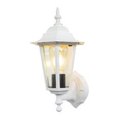 Arun Outdoor Wall Light - White