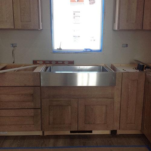 Backsplash And Or Window Trim Above Kitchen Sink