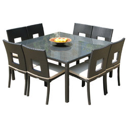 Tropical Outdoor Dining Sets by MangoHome