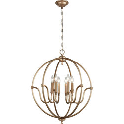 Traditional Chandeliers by GwG Outlet