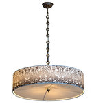 BaBoo Lighting Gallery - Chandelier - Shade pandent - This Chandelier-like Shade Pendent can be the jewelry of your space.