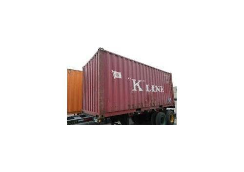 Installing Siding On A Shipping Container