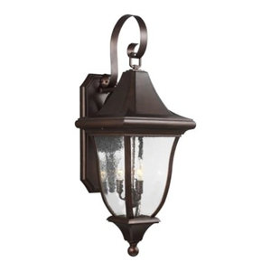 Feiss 3-Light Outdoor Lantern