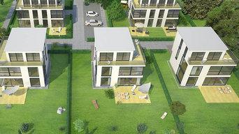 Art de Vivre - Luxuriöse Einfamilien- und Doppelhaushäuser