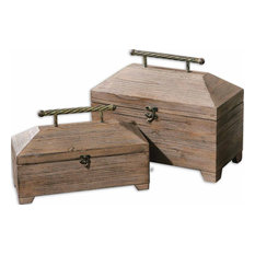 Uttermost Tadao Boxes, Set of 2