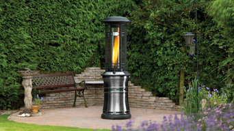 The Lifestyle Santorini Flame Patio Heater