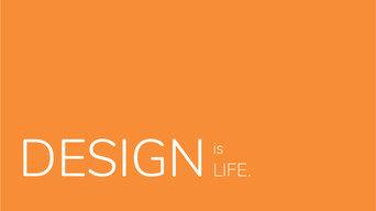 DESIGN IS LIFE.