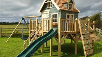 Bespoke Backyard Playhouse