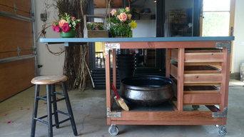 Floral Design Table