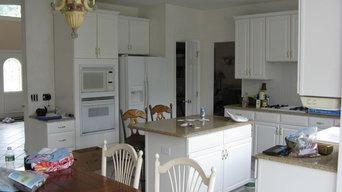 C.D. Kitchen renovation