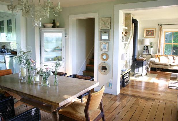 Farmhouse  by KitchenLab | Rebekah Zaveloff Interiors