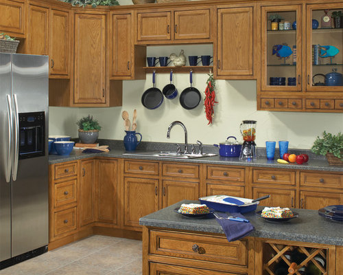 sunny wood kitchen and bath collections