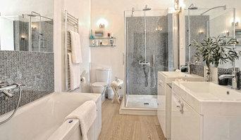 Greece bathroom