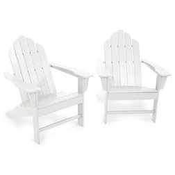 Contemporary Adirondack Chairs by ShopLadder