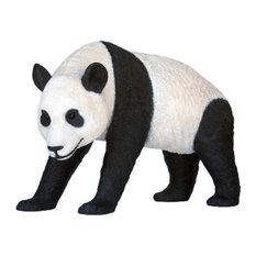 Panda  Bear Walking Statue 3.5' Life Size Prop Display