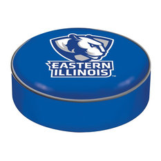 Eastern Illinois Bar Stool Seat Cover by Covers by HBS