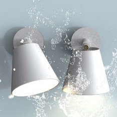 Cool Bathroom Lights Uk elegant bathroom lighting uk. something similar pendants and can