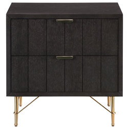 Contemporary Nightstands And Bedside Tables by A.R.T. Home Furnishings
