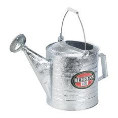 Behrens Hot Dipped Steel Watering Can, 2 gal.