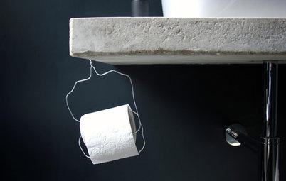 Toalettpapper – 27 kreativa förvaringslösningar från hela världen