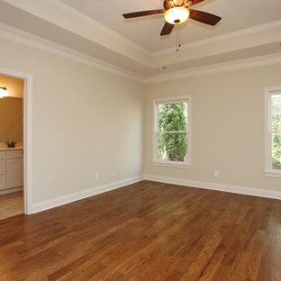 Bedroom - craftsman bedroom idea in Atlanta