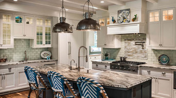 Lighting - Coastal Retreat - Kitchen