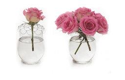Flower Arrangers with Gems