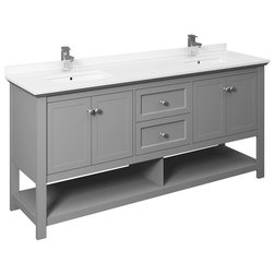 Transitional Bathroom Vanities And Sink Consoles by Fresca