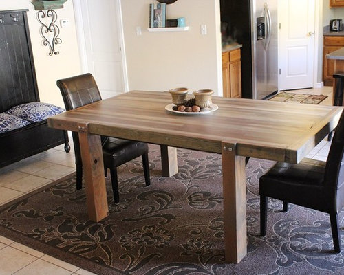 Driftwood Butcher Block Dining Table   Products. Driftwood Butcher Block Dining Table