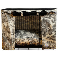 Toile Crate Cover, Extra Large