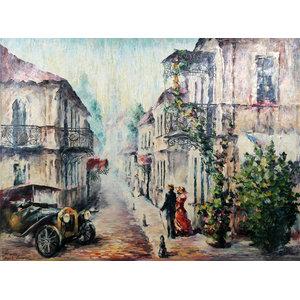 Leonid Afremov, Vitesbk, Belarus, Oil Painting