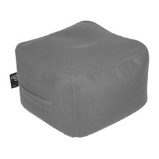 Puf Pool Seat, Dark Grey