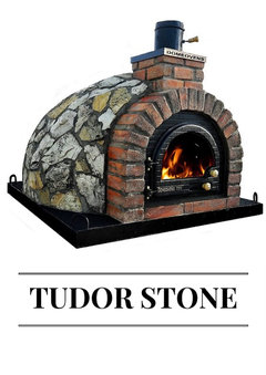 Wood Fired Pizza Oven Transitional Outdoor Pizza Ovens