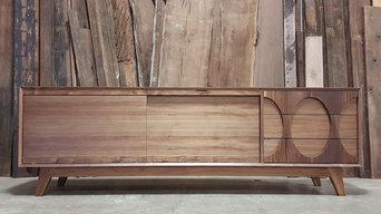 1603 Bossa Nova Credenza / Stereo Cabinet