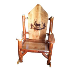 Rustic Rocking Chairs Houzz
