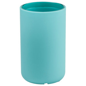 True Colour Countertop Toothbrush Holder, Blue